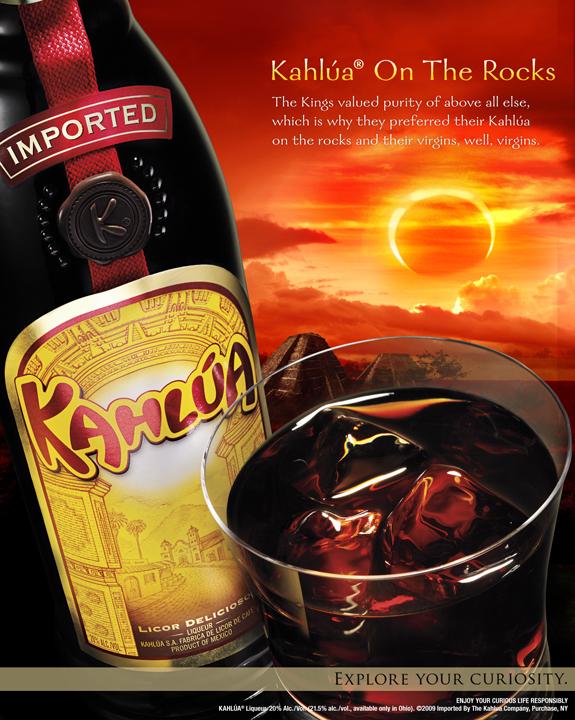 Kahlua Liqueur – $18.99