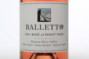 Balletto rose