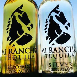 Mi Rancho tequilas