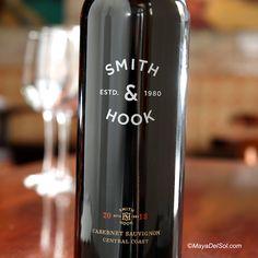 smith & hook cab