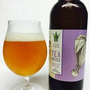 Crane Tea Weiss
